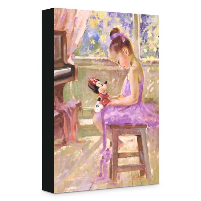 ''Joyful Inspiration'' Giclée on Canvas by Irene Sheri