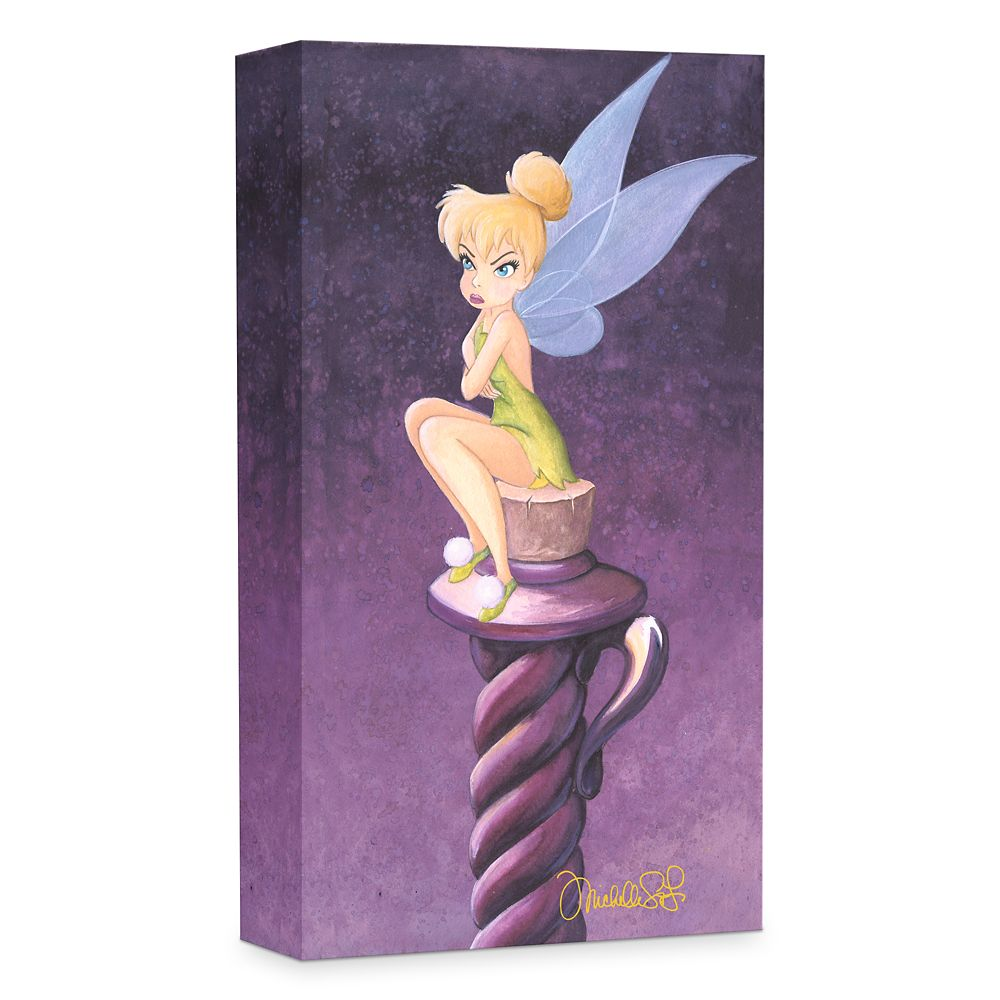''All Bottled Up'' Giclée on Canvas by Michelle St.Laurent Official shopDisney