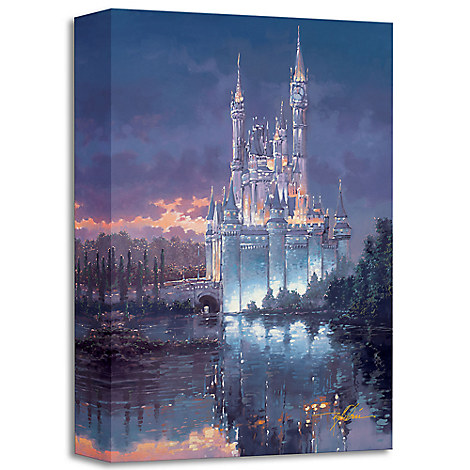 Cinderella ''Royal Reflection'' Giclée by Rodel Gonzalez