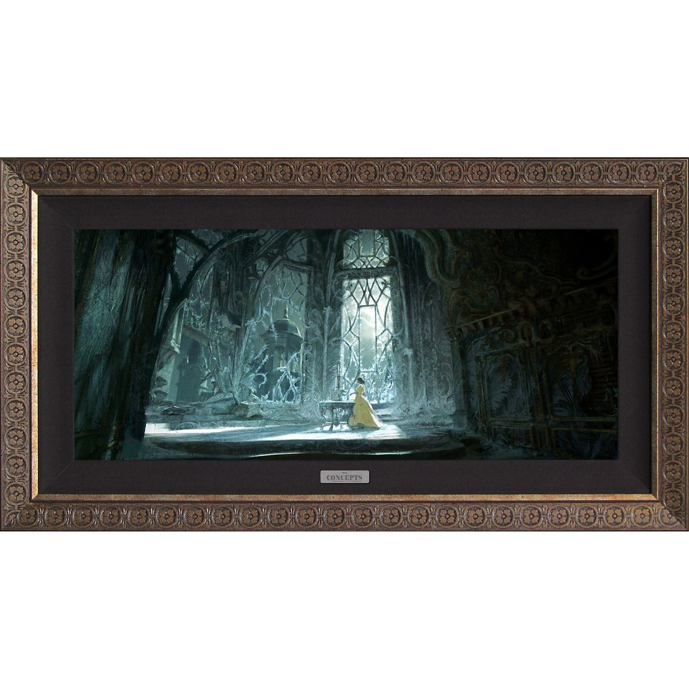 ''Belle Visits the West Wing'' Limited Edition Giclée – Beauty and the Beast – Live Action Film