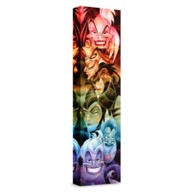 ''Colors of Evil'' Giclée on Canvas by Tom Matousek – Limited Edition
