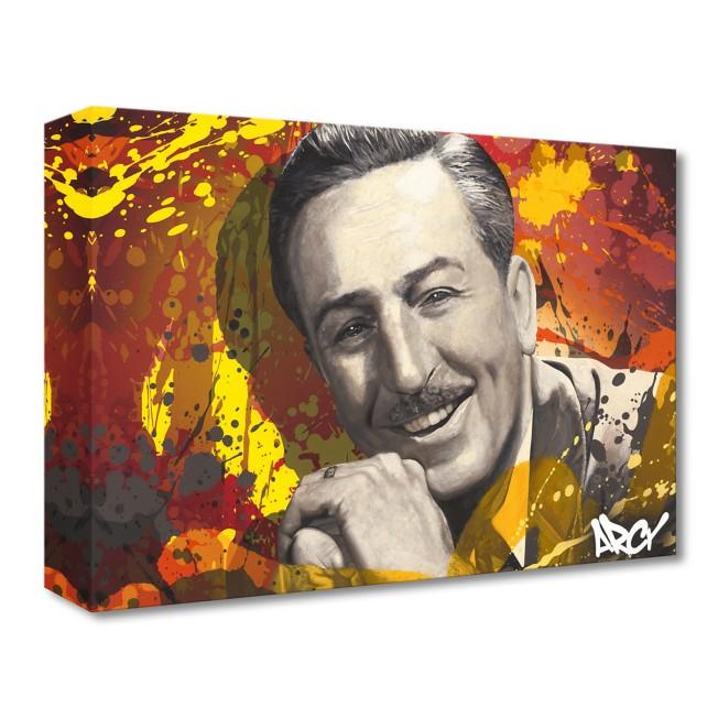 ''Walt Disney'' Art by ARCY – Limited Edition