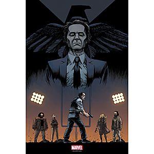 """Marvel's Agents of S.H.I.E.L.D. """"One of Us"""" Print – Limited Edition"""