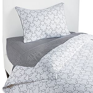Mickey Mouse bedding Dash Duvet Cover by Ethan Allen