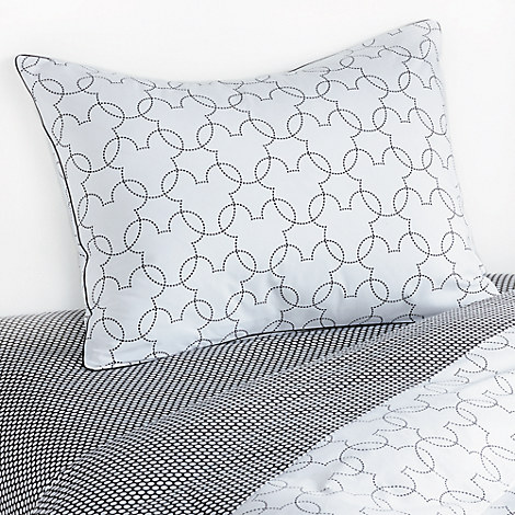 Mickey Mouse Dash Sham by Ethan Allen