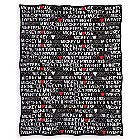 Mickey Mouse 1928 Knit Throw by Ethan Allen