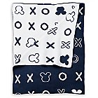 Mickey Mouse Hugs and Kisses Knit Stroller Blanket