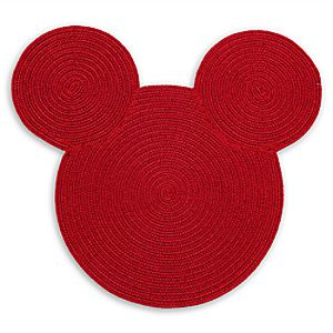 Mickey Mouse Braided Rug