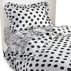 Minnie Mouse Grand Dotty Duvet Cover by Ethan Allen