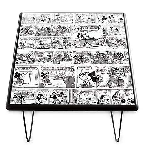 Mickey Mouse Comic Play Table by Ethan Allen