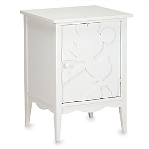 Minnie Mouse Shadow Cabinet by Ethan Allen – Right
