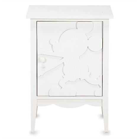 Mickey Mouse Shadow Cabinet by Ethan Allen - Right