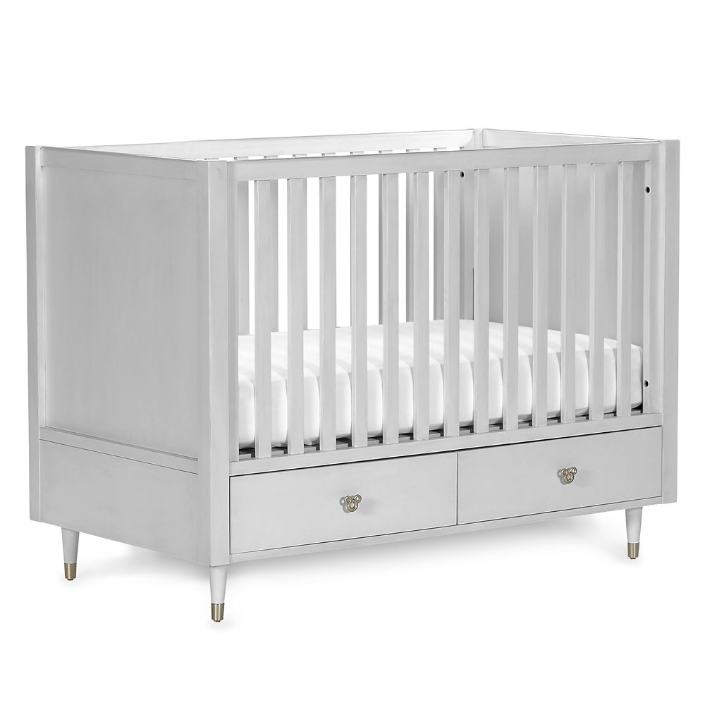 Mickey Mouse Carolwood Crib by Ethan Allen