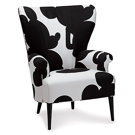 Mickey Mouse Bravo Chair by Ethan Allen