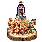 Snow White and the Seven Dwarfs Figurine by Jim Shore
