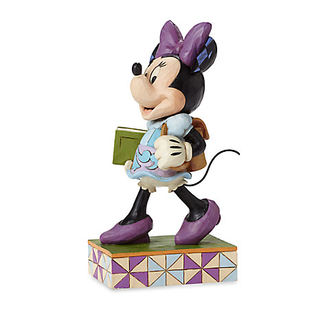 Minnie Mouse ''Top of the Class'' Figure by Jim Shore