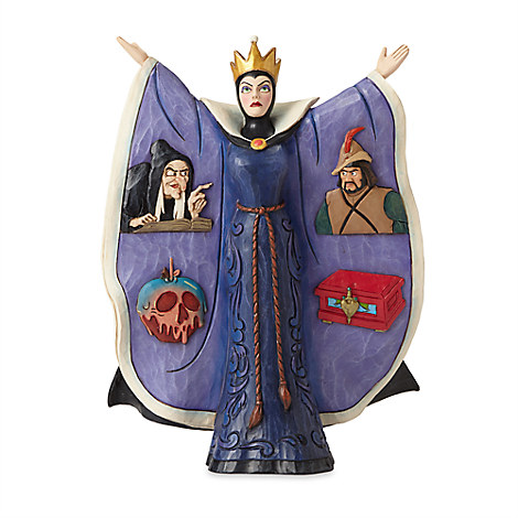 Evil Queen ''Evil Intentions'' Figure by Jim Shore