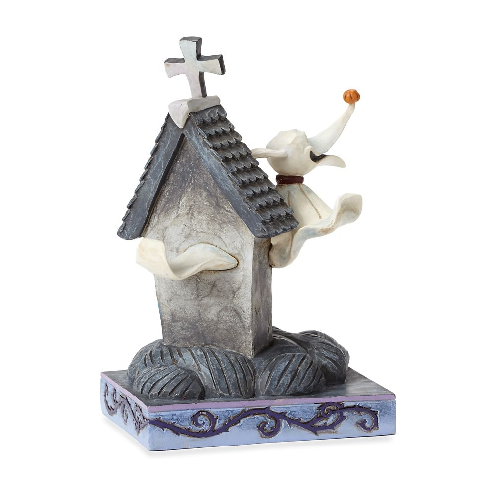 Zero and Doghouse ''Floating Friend'' Figure by Jim Shore