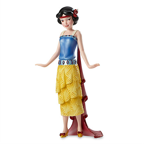 Snow White Art Deco Couture de Force Figurine