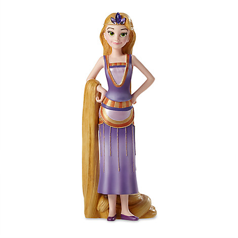 Rapunzel Art Deco Couture de Force Figurine