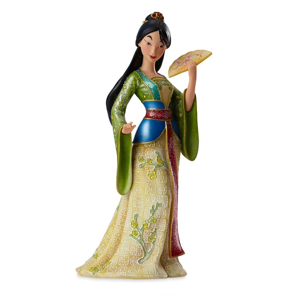 Mulan Couture de Force Figurine Official shopDisney