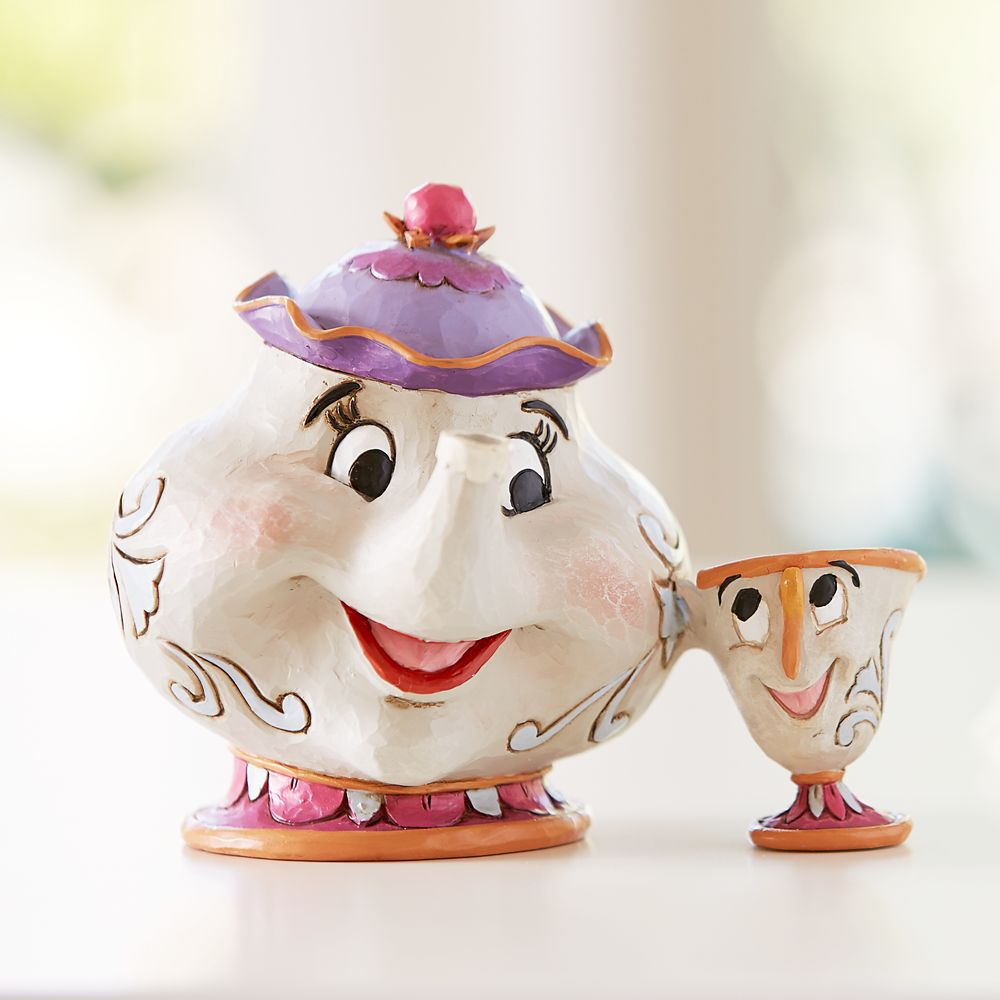 Mrs. Potts and Chip ''A Mother's Love'' Figure by Jim Shore