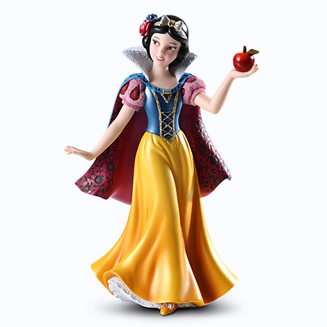 Snow White Couture de Force Figurine by Enesco