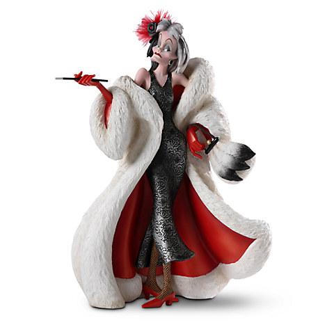 Cruella De Vil Couture de Force Figurine by Enesco