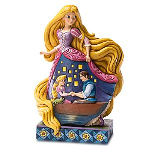 Rapunzel ''Enlightened Love'' Figure by Jim Shore