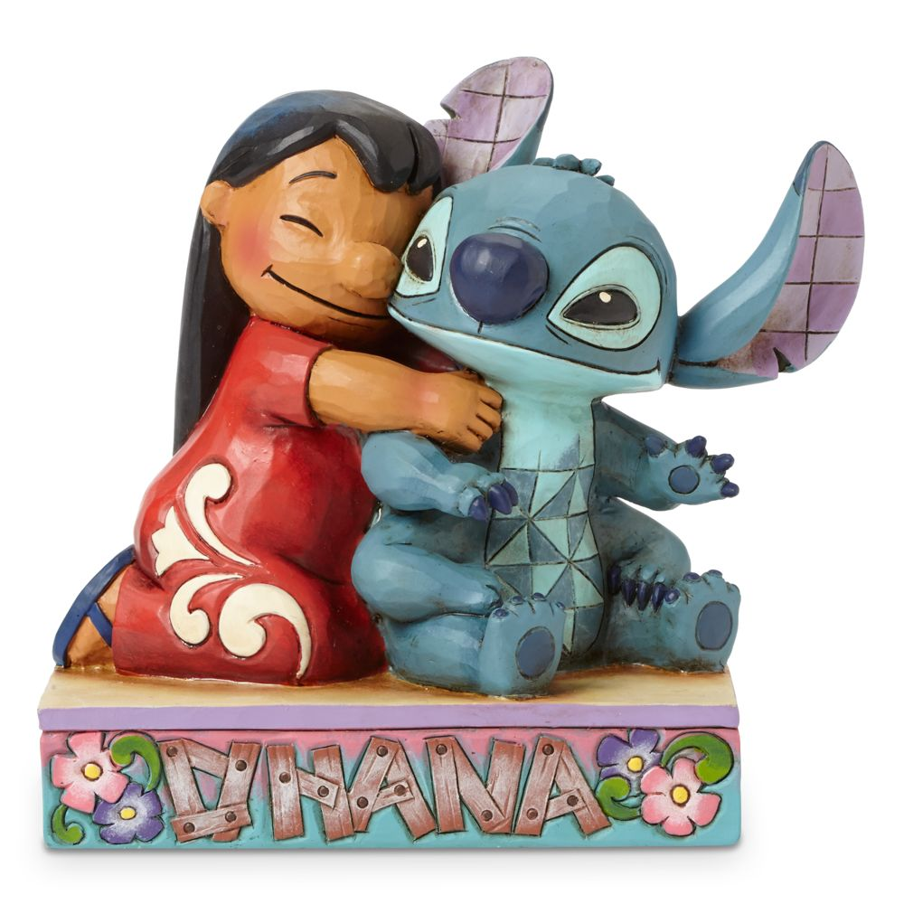 Lilo & Stitch ''Ohana Means Family'' Figure by Jim Shore