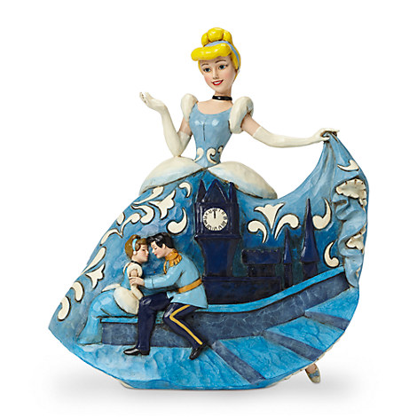 Cinderella ''Fairytale Ending'' Figure by Jim Shore