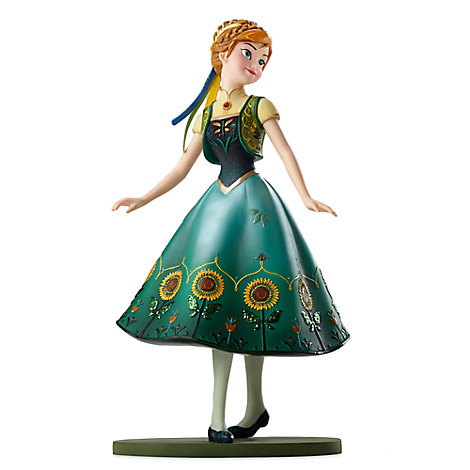 Anna Couture de Force Figure - Frozen Fever