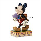 Mickey Mouse ''Eager to Learn'' Figure by Jim Shore