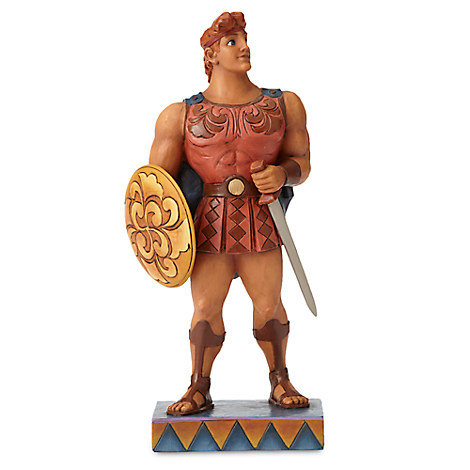 Hercules Figure by Jim Shore - 20th Anniversary