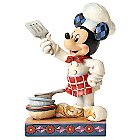 Chef Mickey Mouse Figure by Jim Shore