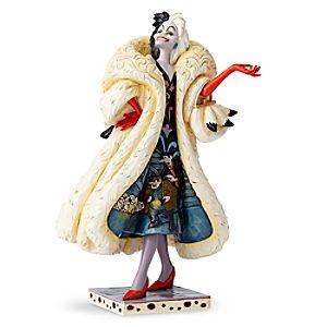 Cruella De Vil Figure by Jim Shore – 101 Dalmatians