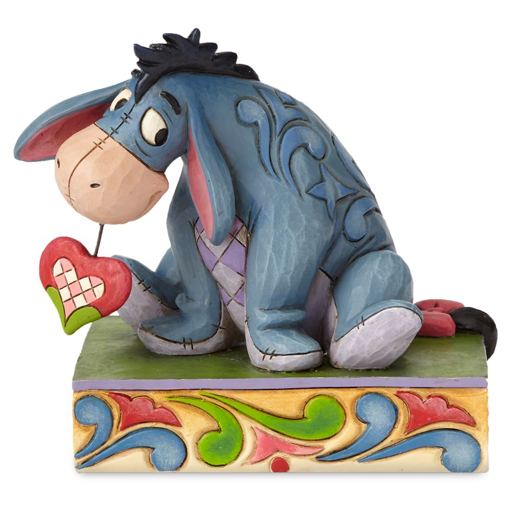Eeyore Figure by Jim Shore  Winnie the Pooh Official shopDisney