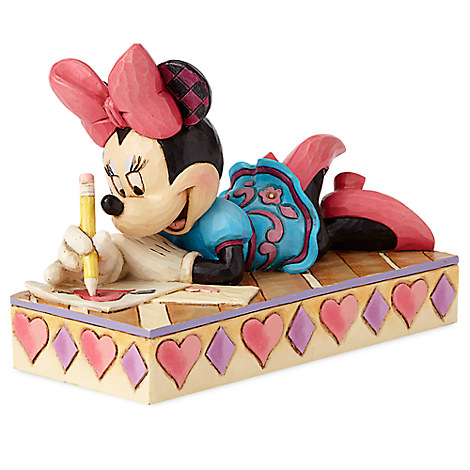 Minnie Mouse Figure by Jim Shore