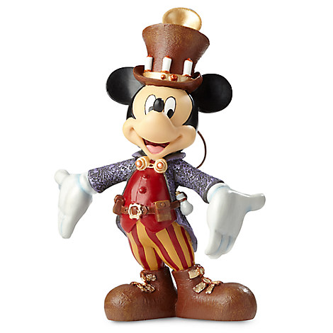 Mickey Mouse Steampunk Couture de Force Figurine