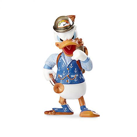 Donald Duck Steampunk Couture de Force Figurine
