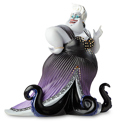Ursula Couture de Force Figurine by Enesco - The Little Mermaid