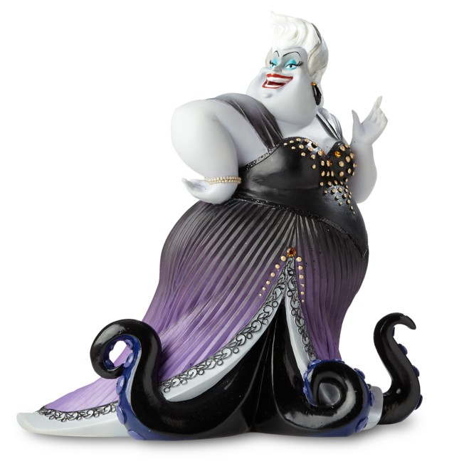 Ursula Couture de Force Figurine by Enesco – The Little Mermaid
