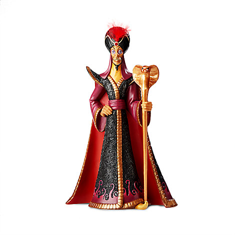 Jafar Couture de Force Figurine - Aladdin