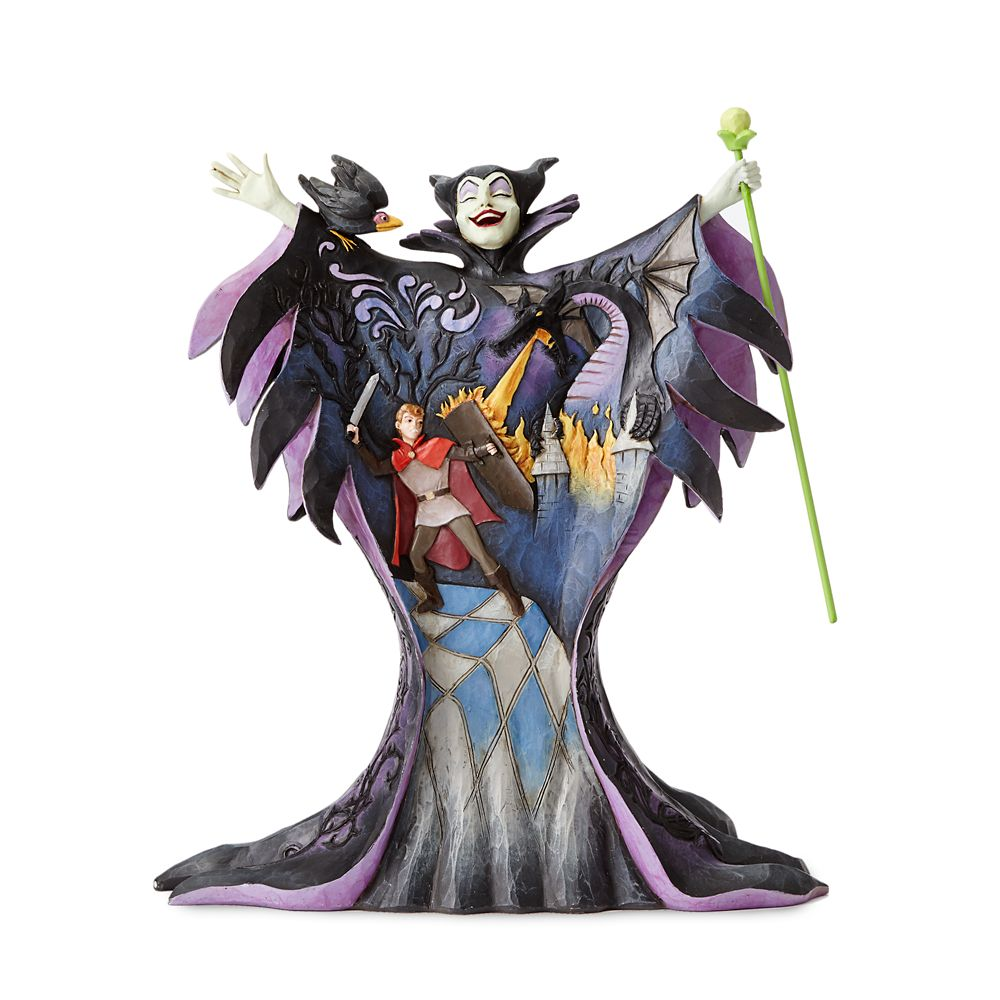 Maleficent Figure by Jim Shore  Sleeping Beauty Official shopDisney