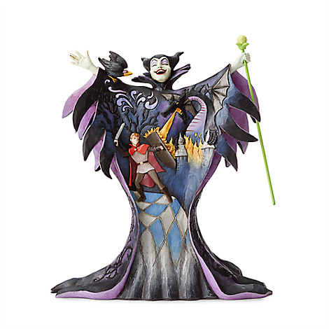 Maleficent Figure by Jim Shore - Sleeping Beauty