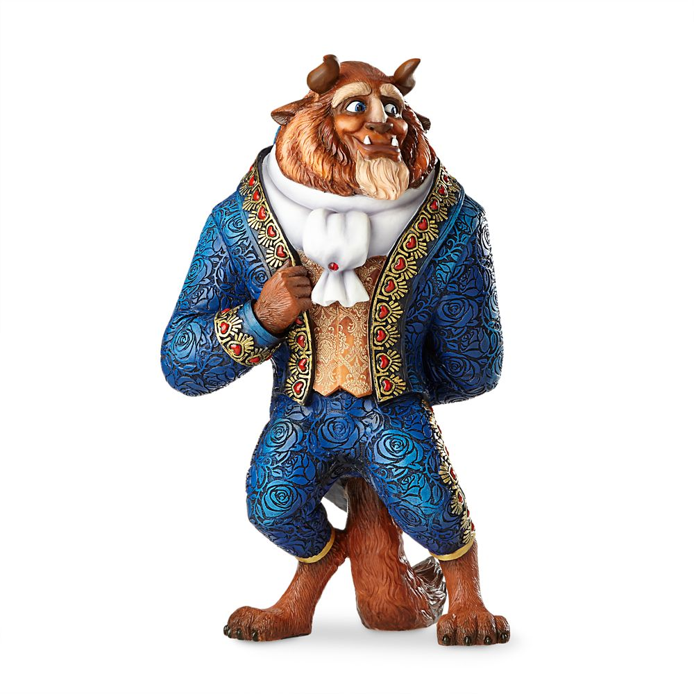 Beast Couture de Force Figurine by Enesco – Beauty and the Beast