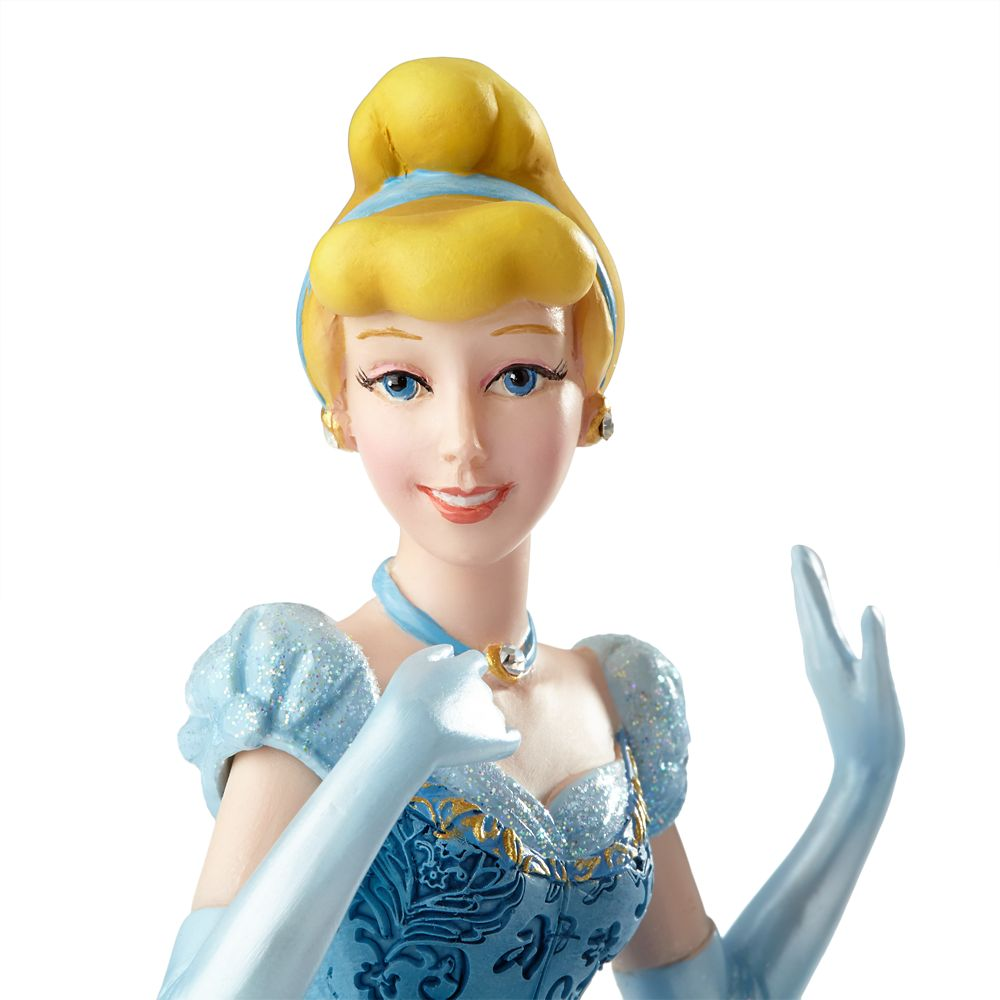 Cinderella Couture de Force Figurine by Enesco – Cinderella