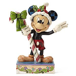 Mickey Mouse ''Sweet Greetings'' Figure by Jim
