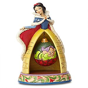 "Snow White ""Tidings of Goodwill"" Figure by Jim Shore"