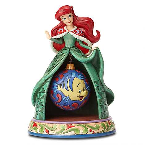 Ariel ''Tidings of Wonder'' Figure by Jim Shore